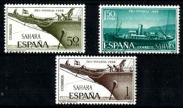 Sahara Español Nº 249/51 En Nuevo - Sahara Español