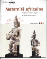 Livre Art- Maternité Africaine Sculpture Urhobo Nigeria Par  Bérénice Geoffroy-Schneiter - Art