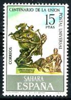 Sahara Español Nº 316 En Nuevo - Sahara Español