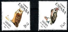 Sahara Español Nº 317/8 En Nuevo - Sahara Español
