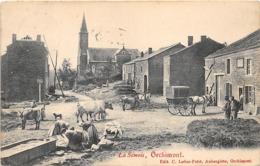 BB029 Orchimont La Semois 1908 - Vresse-sur-Semois