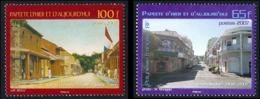 POLYNESIE 2007 - Yv. 816 Et 817 **   Faciale= 1,39 EUR - Papeete D'hier Et D'aujourd'hui  ..Réf.POL24827 - Französisch-Polynesien