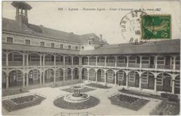 69 Lyon Nouveau Lycee Cour D'honneur - Unclassified