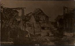 ! Langemark, Westflandern, Carte Photo Allemande, 1. Weltkrieg, Guerre 1914-1918, Fotokarte - Langemark-Poelkapelle