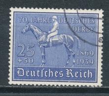 Deutsches Reich 698 Gestempelt Mi. 20,- - Gebraucht