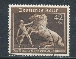 Deutsches Reich 699 Gestempelt Mi. 32,- - Gebraucht