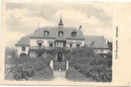 Blanmont NA1: Villa Marguerite 1909 - Chastre