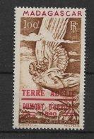 M20 - TAAF - PA1**MNH De 1949 Surchargé TERRE ADELIE - - Terres Australes Et Antarctiques Françaises (TAAF)