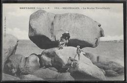 CPA 29 - Brignogan, La Roche Tremblante - Brignogan-Plage