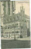 Groningen 1910; Hoofdwacht - Gelopen. (Uitgever?) - Groningen