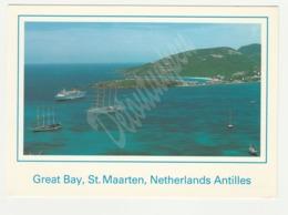 C.P Great Bay, St. Maarten, Netherlands Antilles - Paquebots