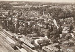Cpsm Eymet La Gare - Autres Communes