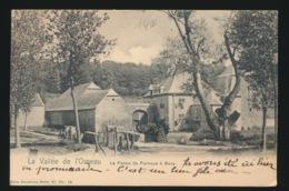 LA VALLEE DE L'ORNEAU - LA FERME DE FANNOYE A MAZY - Gembloux