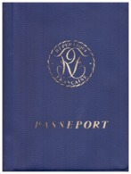 PASSEPORT  R.F. N+78 226977  1981   ST GERMAIN EN LAYE - Vecchi Documenti