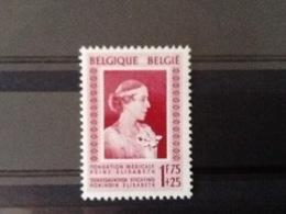 Nr.864** Postfris Koningin Elisabeth . - Belgique