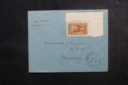 MADAGASCAR - Enveloppe De Tananarive Pour Marovoay En 1937 Par Avion, Affranchissement Plaisant - L 47334 - Madagaskar (1889-1960)