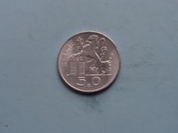 1948 VL - 50 FRANK ( Morin 510 - For Grade / Please See Photo ) ! - 05. 50 Francs