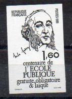 N° 2167 Neuf ** - Cote 15€ - No Dentado