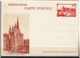 """LCTN58/5 - CP LA CONCIERGERIE LEGENDE """"REP. FRANCAISE"""" BRUN N° 10 NEUVE - Biglietto Postale"""