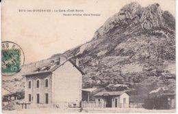 L120C_122 - Buis-les-Baronnies - La Gare, (côté Nord) - Buis-les-Baronnies