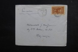 MADAGASCAR - Enveloppe De Tananarive Pour Majunga En 1936 Par Avion, Affranchissement Plaisant - L 47337 - Madagaskar (1889-1960)