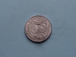 1960 ( Latijn ) 50 FR. ( Morin 544 - For Grade / Please See Photo ) ! - 1951-1993: Baldovino I