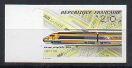 N° 2334 Neuf ** - Cote 50€ - Train, TGV - Francia