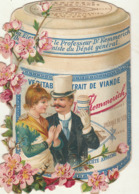 Chromo Ajouré Kemmerich - Trade Cards