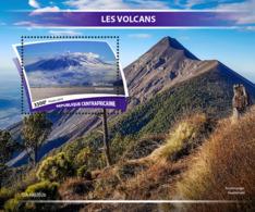 Central Africa 2019 Volcanoes  S201910 - República Centroafricana