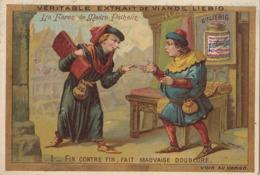 Chromo Liebig La Farce De Maitre Pathelin - Liebig