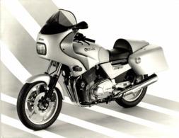 Laverda RGS1000 +-25cm X 20cm  Moto MOTOCROSS MOTORCYCLE Douglas J Jackson Archive Of Motorcycles - Photographs