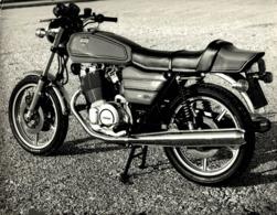Laverda 500 +-25cm X 20cm  Moto MOTOCROSS MOTORCYCLE Douglas J Jackson Archive Of Motorcycles - Photographs
