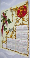 Torchon Publicitaire Vintage—Calendrier 1969—Boucherie Francis—Paris - Autres