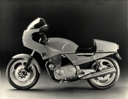 Laverda RGS 1000 +-25cm X 20cm  Moto MOTOCROSS MOTORCYCLE Douglas J Jackson Archive Of Motorcycles - Other