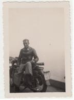 MOTO MOTORCYCLE MOTO GUZZI - FOTO ORIGINALE ANNI '30 - Other