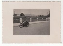 MOTO MOTORCYCLE MOTO GUZZI - PICCOLA FOTO ORIGINALE ANNI '30 - Other