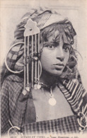SCENES ET TYPES - Jeune Mauresque   (5J) - África