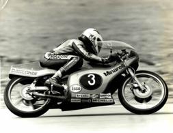Minarelli +-25cm X 20cm  Moto MOTOCROSS MOTORCYCLE Douglas J Jackson Archive Of Motorcycles - Other