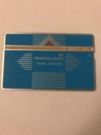 Bonaire - 1 Landis & Gyr Phonecard 305A - Antilles (Neérlandaises)