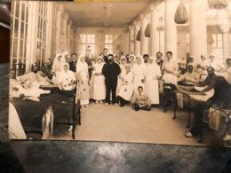 Militaire Hôpital Du Casino De Deauville 28 9 1914 - Fotos