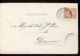 Haarlemmermeer Grootrond - - - 1905 - Postal History