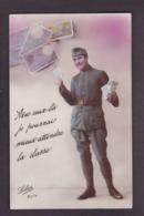 CPA Billet De Banque Banknote écrite Militaria - Monete (rappresentazioni)