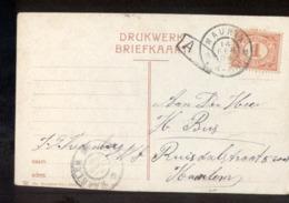 Maurik Grootrond - 1908 - Postal History