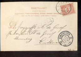 Waalre Grootrond - 1904 - Postal History