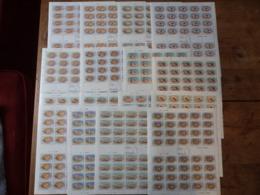Montserrat N°676/691 - Neuf ** Sans Charnière - Coquillages - Série Complète En Feuilles De 40 Exemplaires - SUP - Montserrat