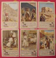 6 Chromo Liebig : L'Algérie Pittoresque. 1911. S 1012. Chromos. - Liebig