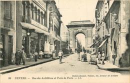 Lot De 50 CPA De La Nievre 58 Plusieurs Animations - Postcards