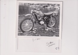 New Hodaka Wombat 125cc +-13cm X 10cm  Moto MOTOCROSS MOTORCYCLE Douglas J Jackson Archive Of Motorcycles - Other