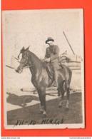 Alpini Alpino A Cavallo 1924 Foto Con Dedica - Oorlog, Militair