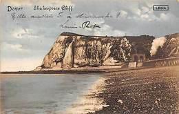 Dover Shakespeare's Cliff Train Tunnel Locomotive 1914 - Inglaterra